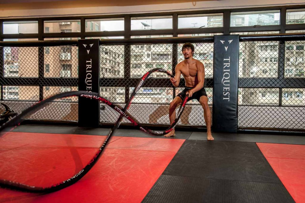 Picture of Battling Ropes