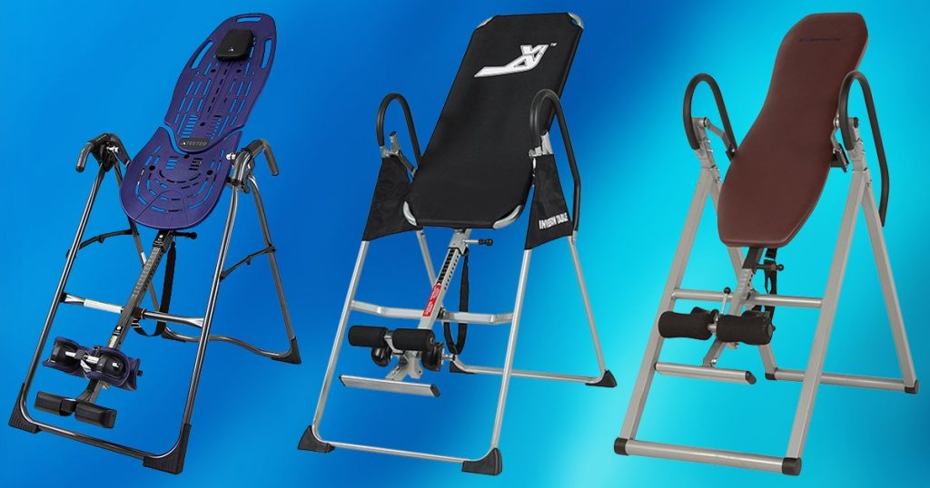 Picture of Three Inversion Tables